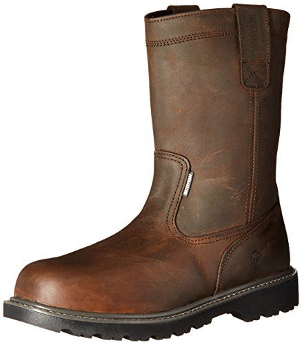 Jaket Kulit Wolverine Polos Drakbrown wolverine w10682 wolverine s floorhand waterproof soft toe work boot brown 10 w us