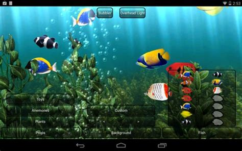 free download wallpaper 3d bergerak for pc aquarium live wallpaper download techtudo