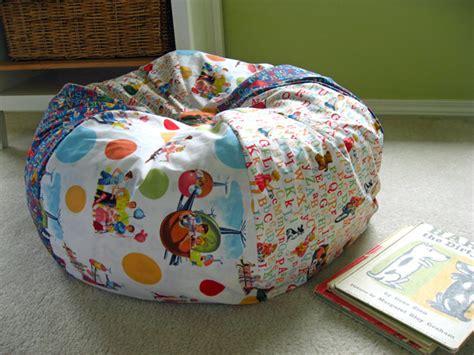 How To Make A Bean Bag Chair by How To Bean Bag Chair Make
