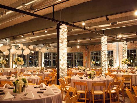 Wedding Venues St Louis by 5 Industrial St Louis Wedding Venues