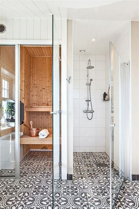 White Mosaic Bathroom Tiles by 41 Cool Bathroom Floor Tiles Ideas You Should Try