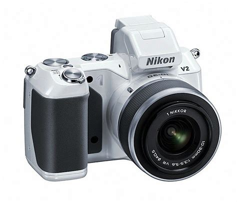 Kamera Mirrorless Nikon V2 nikon unveils 1 series v2 mirrorless system ships november for 900