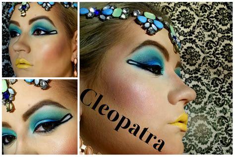tutorial makeup cleopatra cleopatra makeup tutorial you mugeek vidalondon