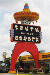 Savannah Bed And Breakfast South Of The Border A National Landmark To Theme Or