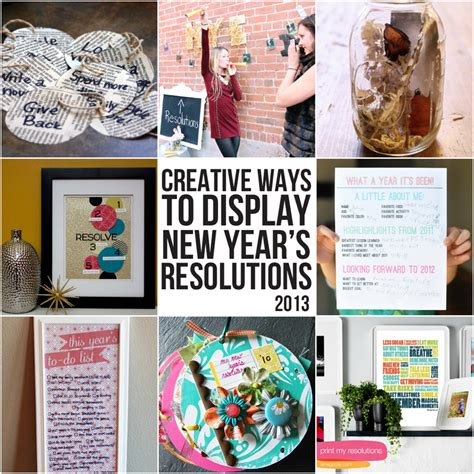new year s creative numerology more creative ways to display your new year s resolutions
