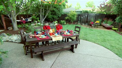 backyard oasis storage and entertaining station backyard