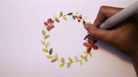 tutorial menggambar vignet bingkai gambar bunga npicomp3 6 59 mb npicom com