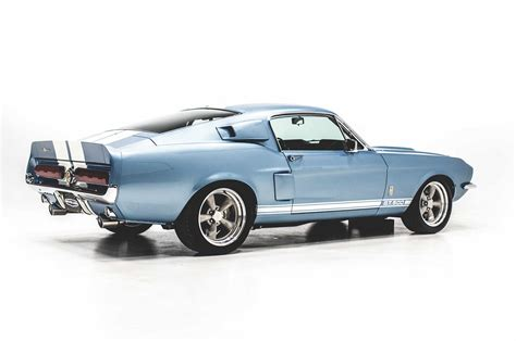 this reborn 1967 shelby gt500 will cost you 219 000