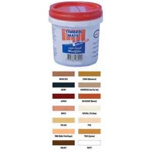 color filler timbermate wood filler 2kg