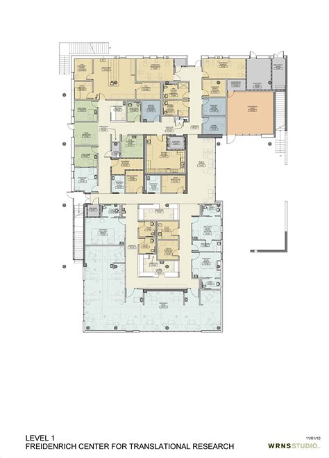 floor plans medical academic center building floor plans the building freidenrich center