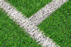 Mit Freundlichen Grã ã En Zeile Synthetisches Gras Stockfoto Bild Kapitel Schichten 37530334