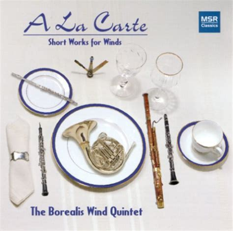 cover layout of table d hote a la carte cd covers