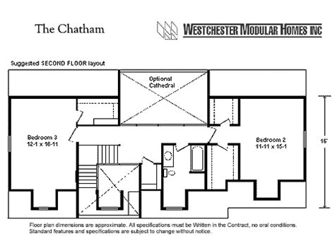 chatham home plans cape modular homes fulton montgomery hamilton herkimer