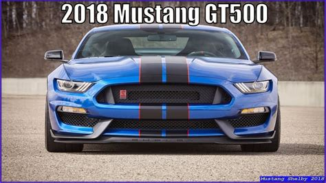 new mustang snake new 2018 mustang gt500 snake review