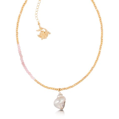 disney couture 14kt gold plated beaded mermaid