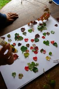 Craft Idea For Home Decor by 4 Diy Autumn Home Decor Craft Ideas Using Leaves Fun