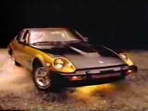 Ad Blackgold datsun 10th anniversary 280zx black gold