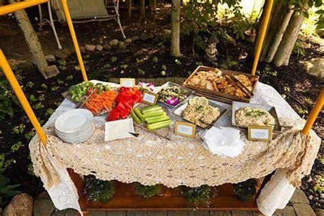 intimate backyard wedding sarah and zac s 7 000 backyard wedding