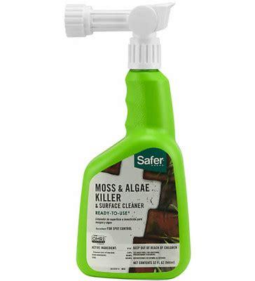 Algaelang The Algae Killer moss algae killer by safer brand 32oz planet