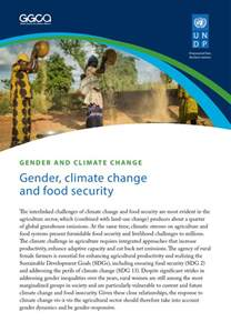 agriculture climate change and food security in the 21st century our daily bread books gender and climate change gender climate change and