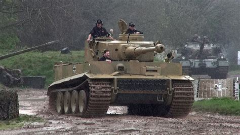 M U R A H Gir Gendong Tiger what are the most important wot tanks historically
