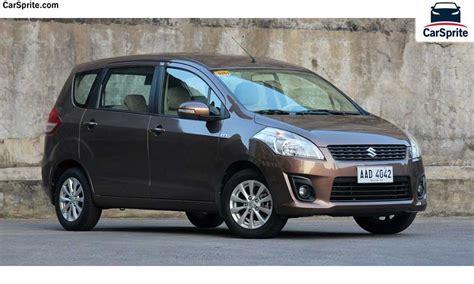 Suzuki Ertiga 2017 suzuki ertiga 2017 prices and specifications in uae car