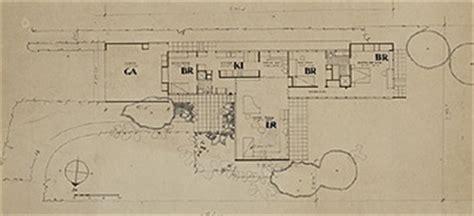 neutra house plans floor plan by richard neutra on artnet