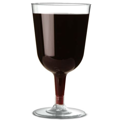 disposable barware disposable wine glasses clear 8 5oz 240ml