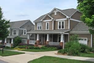 Craftsman Style Red Front Door » Ideas Home Design