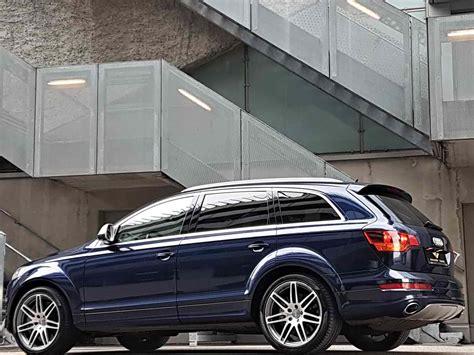 Audi Automobile by Audi Q7 V12 Tdi Quattro Dpf Audi Exclusive Keramik