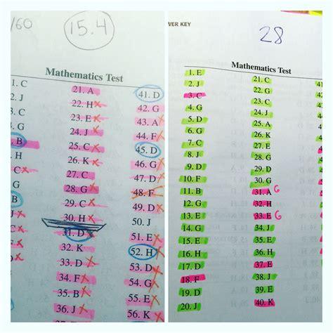 Act Math Practice Test Printable