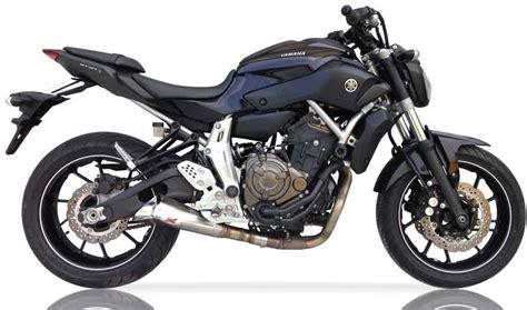 Motorrad Auspuff Finanzierung by Auspuff Ixil X55 F 252 R Yamaha Mt 07 14 Bei Road Monkeys