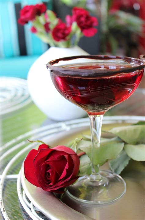 Chocolate Covered Cherry Cocktail Recipe