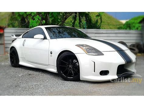 nissan fairlady 350z nissan 350z 2003 in penang manual white for rm 69 800