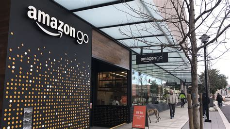 amazon store amazon go stores will be cashierless