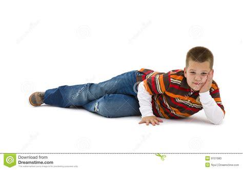 On The Floor On The Floor Boy Lying On Floor Stock Photos Image 9101683