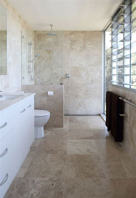 Bathroom Tile Shower Designs 30 Calm And Beautiful Neutral Bathroom Designs Digsdigs