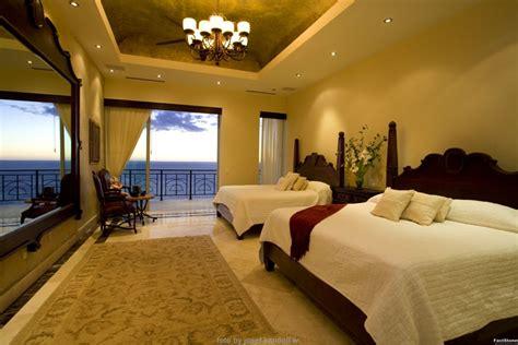 two beds in master bedroom molino de agua penthouse 1 puerto vallarta los muertos