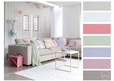 inspirasi warna cat interior rumah minimalis warna
