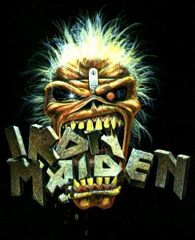 Kaos Musik Imn 07 Iron Maiden Ironmaiden 1000 images about iron maiden eddie on iron maiden the gambler and rock in