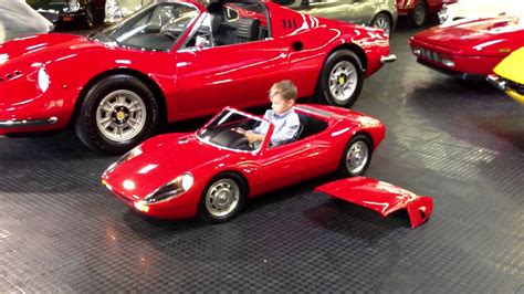 kid car porsche 904 gts electric kid car test drive