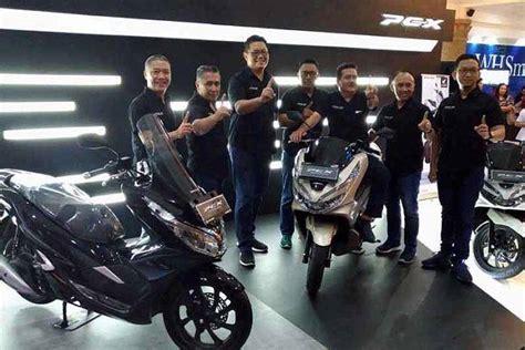 Pcx 2018 Denpasar by All New Honda Pcx Produksi Dalam Negeri Diluncurkan Di