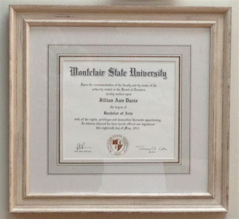 Executive Mba For Diploma Holders With Experience by 25 Best Ideas About Diploma Frame On Diploma