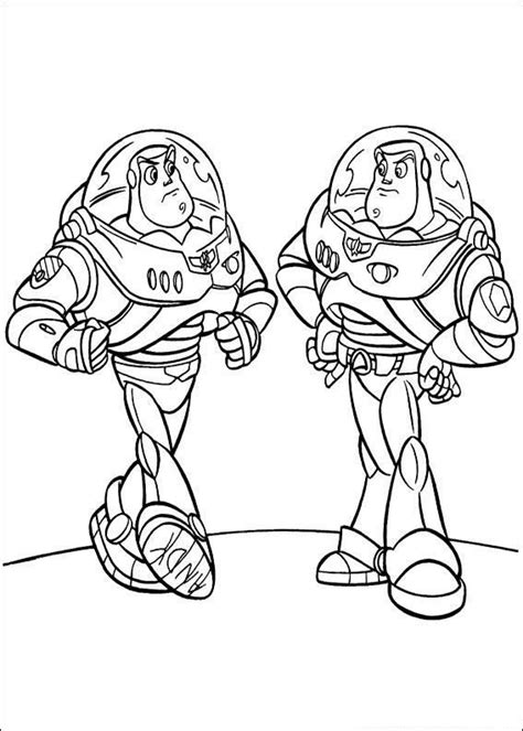 buzz lightyear coloring pages free printable buzz lightyear vs buzz lightyear free printable coloring
