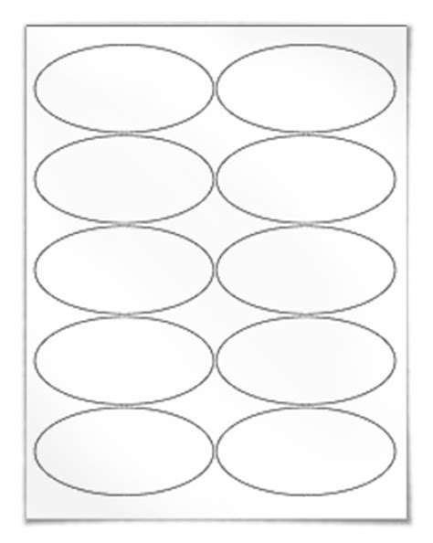 oval label templates oval templates printable new calendar template site