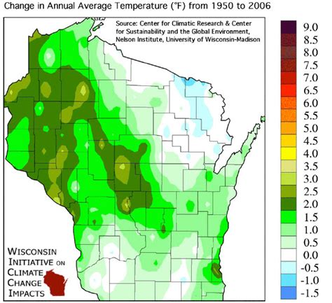 study reveals dynamic wisconsin climate past and future