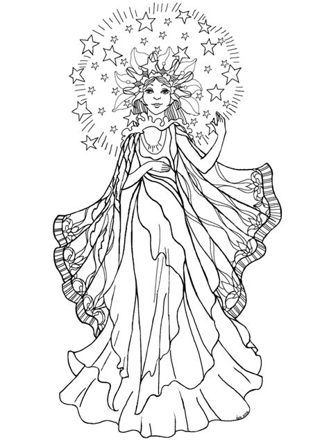 angel coloring pages for preschool cute angels coloring pages print coloring pages