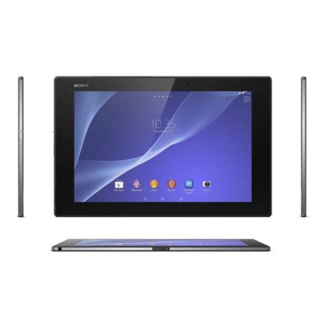Sony Tablet P 3g 4 Gb dotykov 253 tablet sony xperia z2 芻ern 253 10 1 quot 16 gb wf bt 3g gps android 4 4 euronics