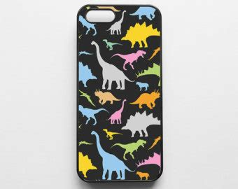 Iphone 6 6s Funky Dinosaurs iphone 5 etsy