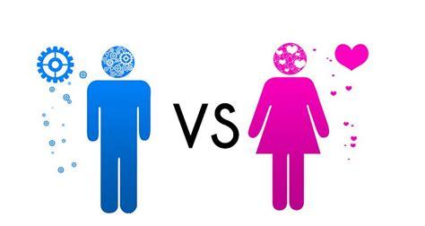 imagenes mujeres vs hombres las 30 diferencias verdaderas entre hombres y mujeres